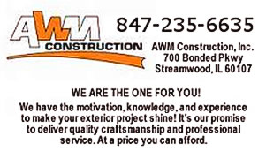 AWM Construction Inc.