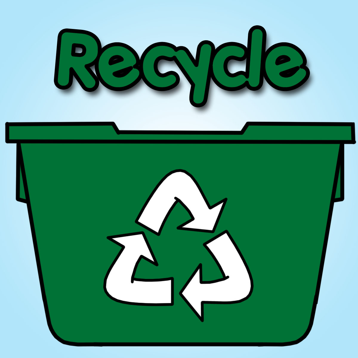 What Can You Recycle? | MightyHouse.net